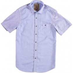 71.6620-115  Shirt S/S Vintage Edition mid blue