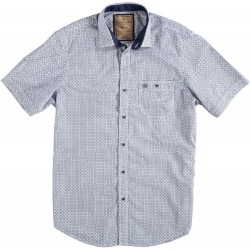 71.6622-110  Shirt S/S Vintage Edition navy