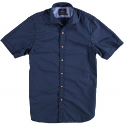 99.6606-110  Shirt S/S Solid NOS navy
